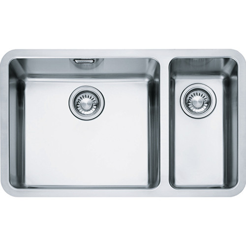 Franke Kubus KBX160 45-20 Stainless Steel Kitchen Sink