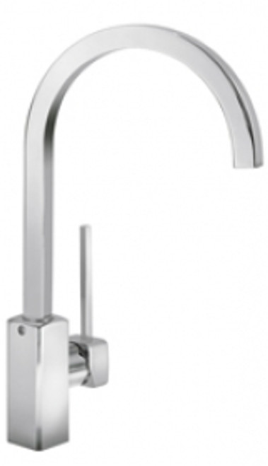 Smeg UKPARMA Mixer Tap Single Curved