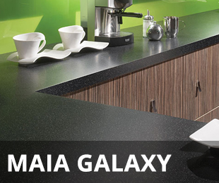 Maia Galaxy Worktop