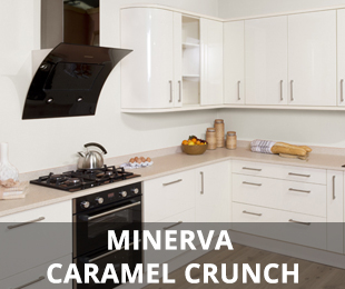 Minerva Caramel Crunch Worktop