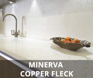 Minerva Copper Fleck Worktop