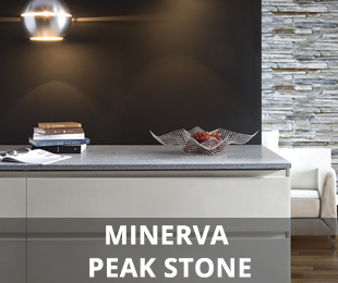 Minerva Peak Stone Worktop