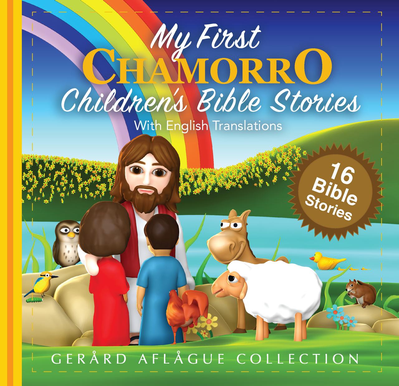 Children S: My First Chamorro Children's Bible Stories Book
