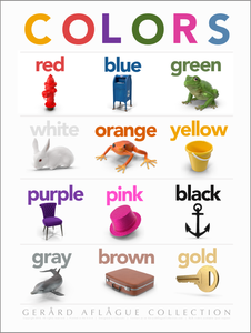 teacher created teaching colors poster