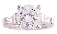 Magnificent Hand Cut & Polished Cubic Zirconia