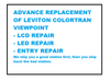 Advance Replacement