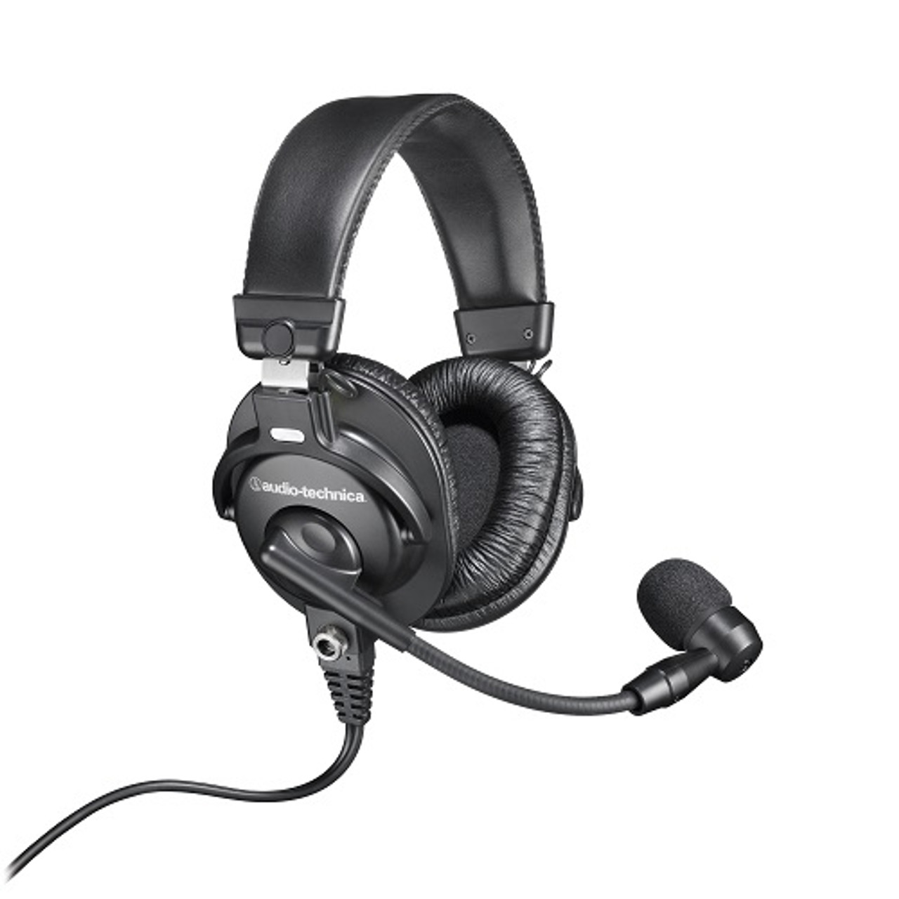 Audio-Technica BPHS1 broadcast stereo headset with boom microphone