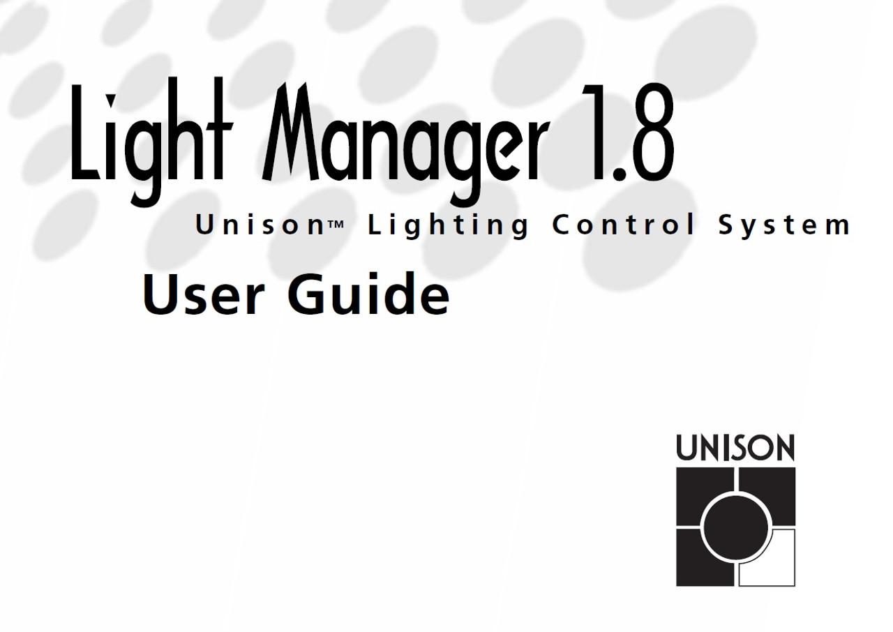 etc unison light manager v1 8 user manual goknight rh goknight com etc eos user manual etc smartfade user manual