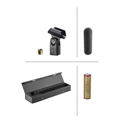 Audio-Technica AT897 Accessories