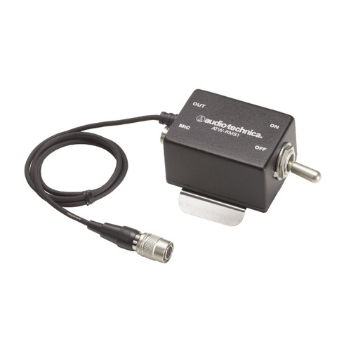 Audio-Technica ATW-RMS1 Mute Switch w/Cable & Clip