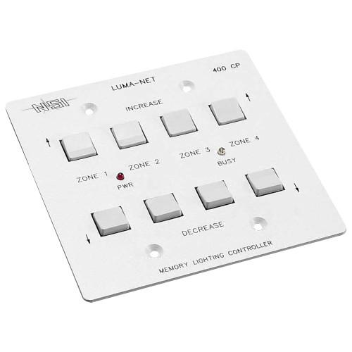 Leviton Luma Net 400 Remote Memory Control Panel