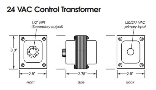 ILC LightMaster Transformer for Intelligent Lighting Controls systems