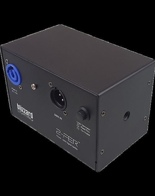 Blizzard Lighting 2-FER  3-Pin Power + DMX Signal Splitter