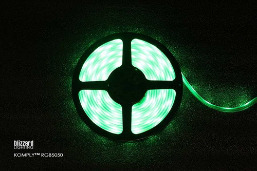 Blizzard Lighting KOMPLY-5050-RGB-HP (Green)