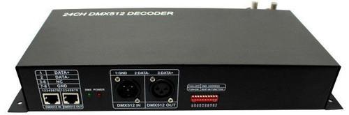 Blizzard Lighting Komply DMX-24 24-Channel DMX Decoding Controller
