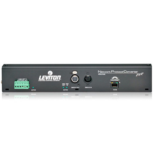Leviton NPC-DLR Network Protocol Converter, refurbished