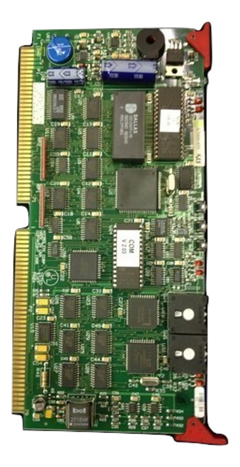 MicroLite Network Control Module NCM-DC V6.05 card for MicroLite 1000 DC relay panels, REFURBISHED