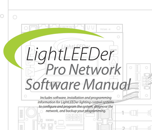 ILC LightLEEDer Pro Network Software Manual