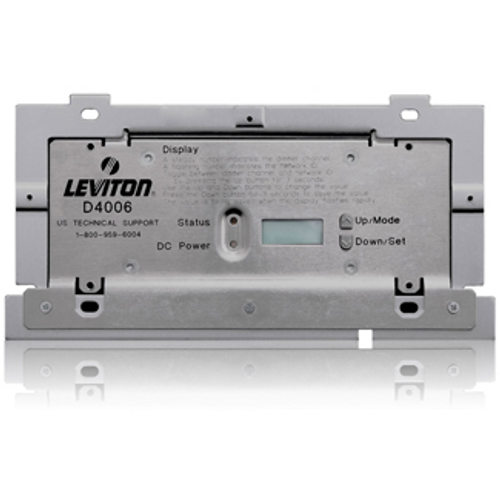 Leviton	 D4006-1LW Dimensions® D4006 Remote Dimmer for Luma-Net system