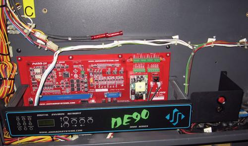 Johnson Systems DE90-3000 Digital Upgrade Kit for Strand DE90 Digital Environ Architectural Dimmer Racks