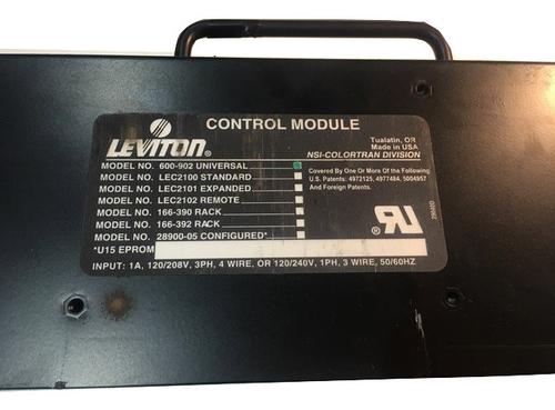 Colortran ENR 600-902 Universal Control Module