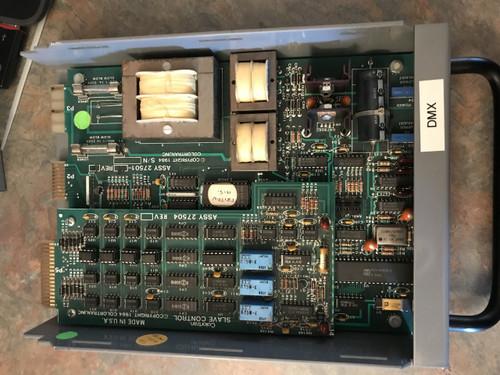 Colortran D192 control module, repair