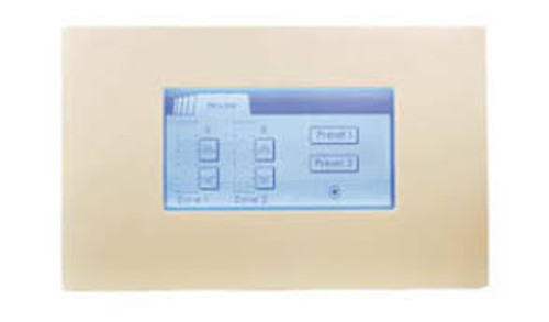 ETC Unison Touchscreen Faceplate, ivory