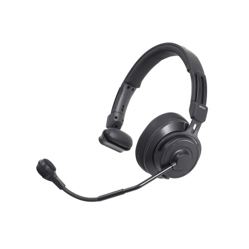 Audio-Technica BPHS2S Single-Ear Broadcast Headset with hypercardioid dynamic boom microphone