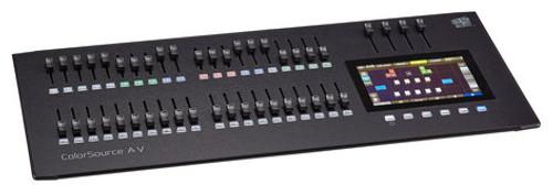 ETC ColorSource 40AV lighting console