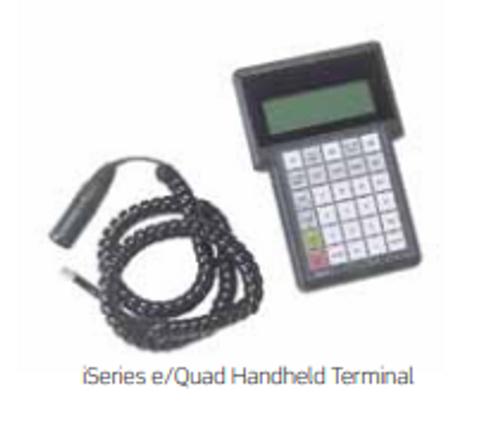 Leviton Colortran I Series E handheld remote