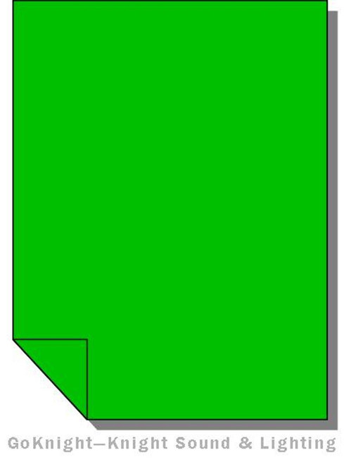 Lee Filters Lighting Gel Sheet 090 Dark Yellow Green (Lee 090)