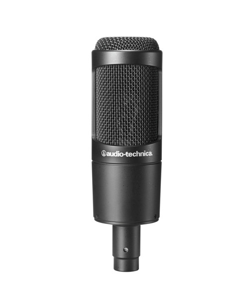 Audio-Technica AT2035 condenser side-address microphone (AT 2035)