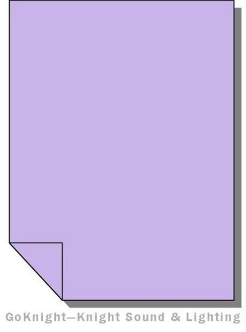 """Lee Filters Lighting Gel Roll 137 Special Lavender (Lee 137 roll (2""""))"""