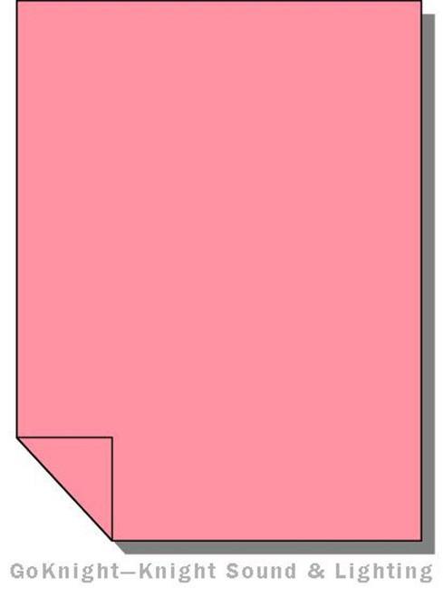 """Lee Filters Lighting Gel Roll 157 Pink (Lee 157 roll (2""""))"""