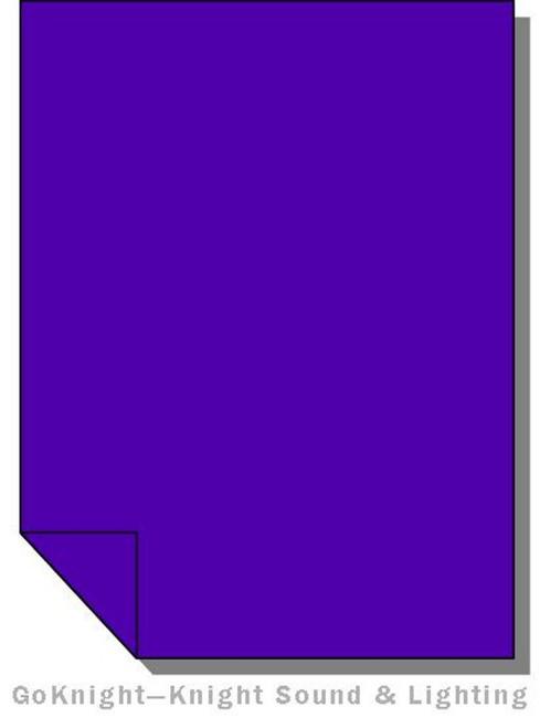 "Lee Filters Lighting Gel Roll 181 Congo Blue (Lee 181 roll (2""))"