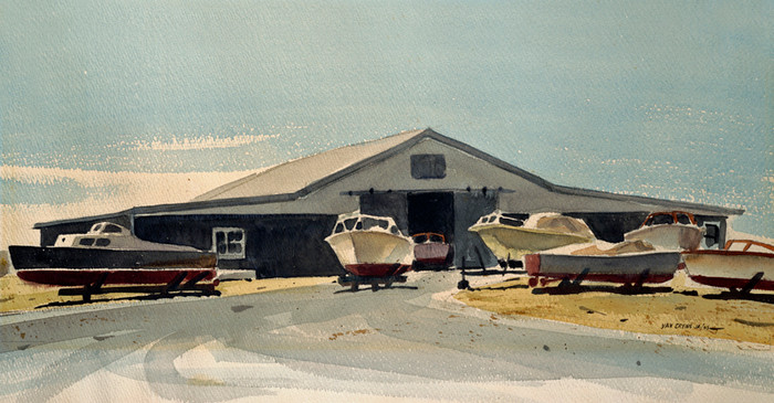 Cape Cod Boat House