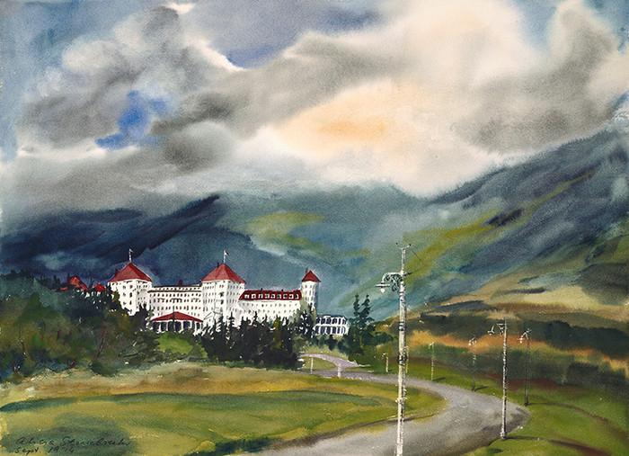 Omni Mt. Washington Resort Hotel