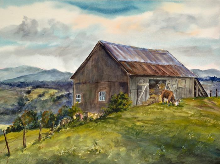 Dole Farm, Northfield, Vermont