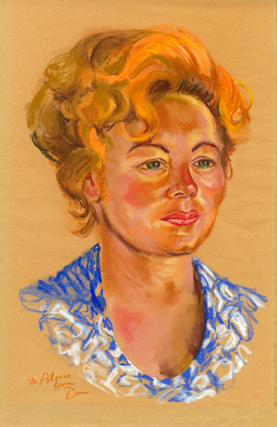 Portrait of Alicia J. Stonebreaker