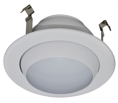 """(EB4/W) Eyeball White for 4"""" Recessed Can"""