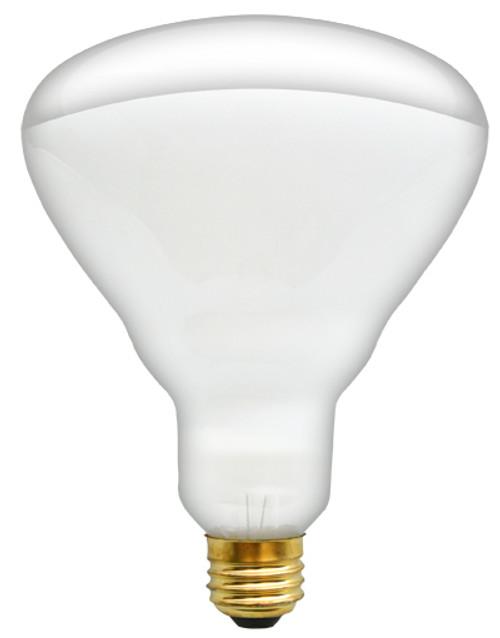 (BR40/100W/FL) Incandescent Reflector BR40 100W E26 Base