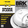 (BRK9120B) BRK Smoke Alarm Hard Wire with Battery Backup