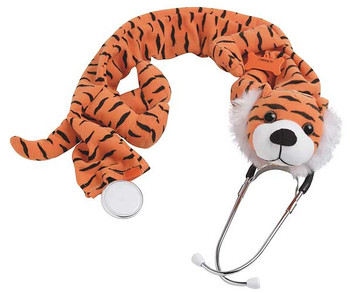 Pedia Pals Tiger Stethoscope Cover