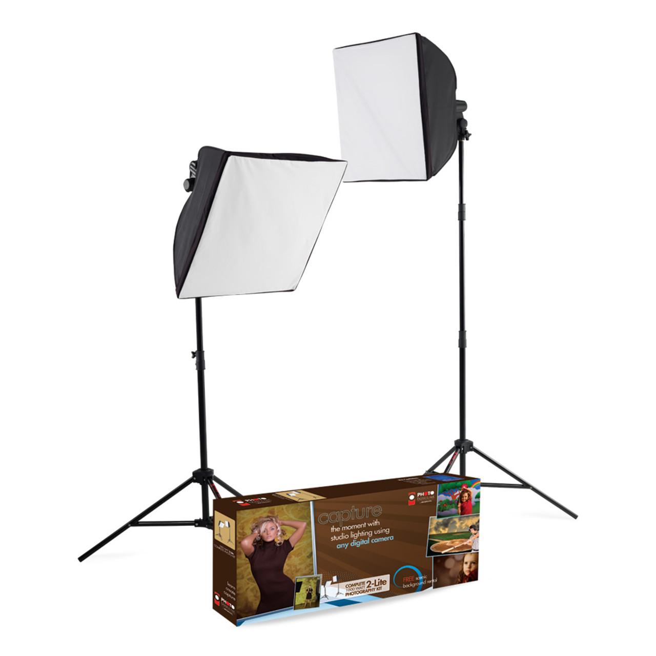 Westcott 2-Light uLite Kit with Free Scenic Rental