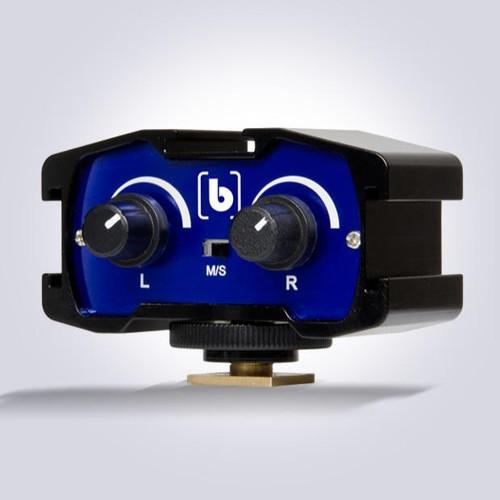 Beachtek MCC-2 2-channel Audio Adapter and Bracket Combo