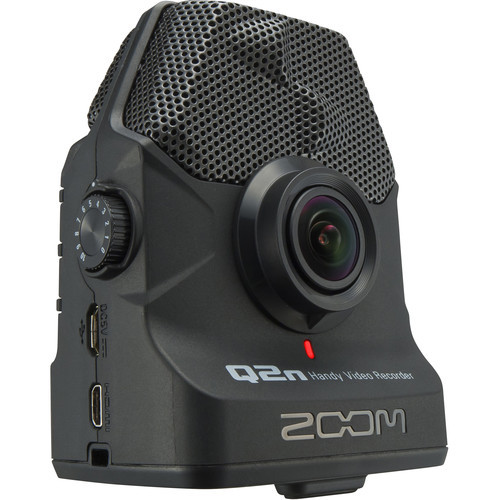 Zoom Q2n Handy Video Recorder