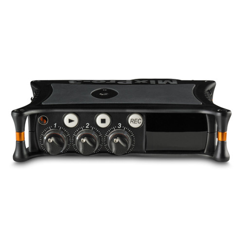 Sound Devices MixPre-3 Front