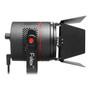 Fiilex P360 LED Light Right Side Barndoors