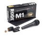 RODE M1 Dynamic Microphone Box