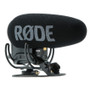 Rode VideoMic Pro+ with Rycote Lyre Suspension Mount right side
